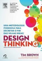 Livro sobre design thinking