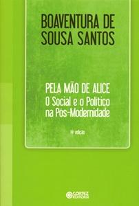 Capa do livro Pela mão de Alice de Boaventura