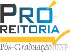 Logotipo da Pró-Reitoria de Pós-Graduação da USP